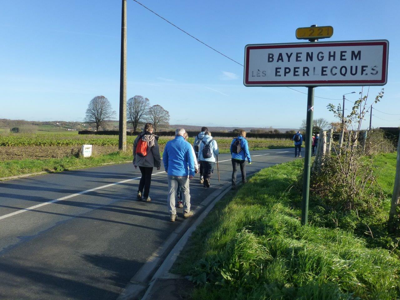Bayenghem lez Eperlecques 19 novembre