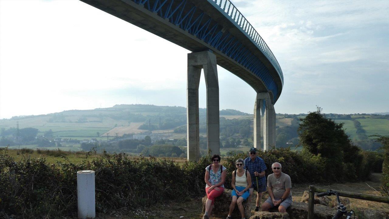 Viaduc d'Echinghen 9 août